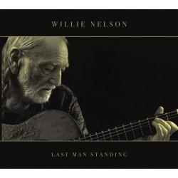 NELSON WILLIE - Last Man Standing