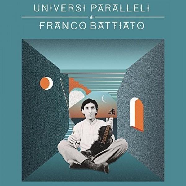 BATTIATO FRANCO - Universi Paralleli Di Franco Battiato