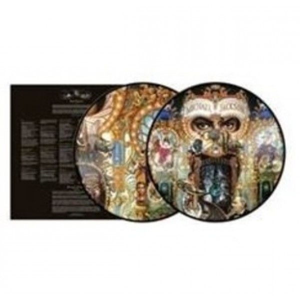 JACKSON MICHAEL - Dangerous Vinyl