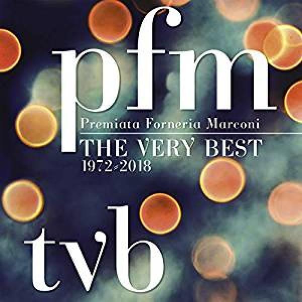P. F. M. PREMIATA FORNERIA MARCONI - Tvb - The Very Best (4 Cd Hardcoverbook Con Libretto Di 60 Pagine)