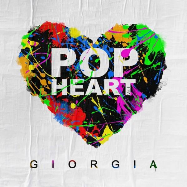 GIORGIA - Pop Heart (digipack)