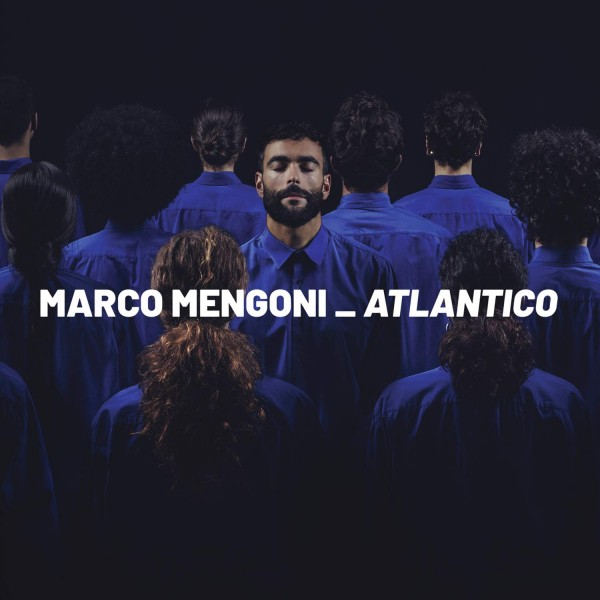 MENGONI MARCO - Atlantico (main Cover Jewel Box)