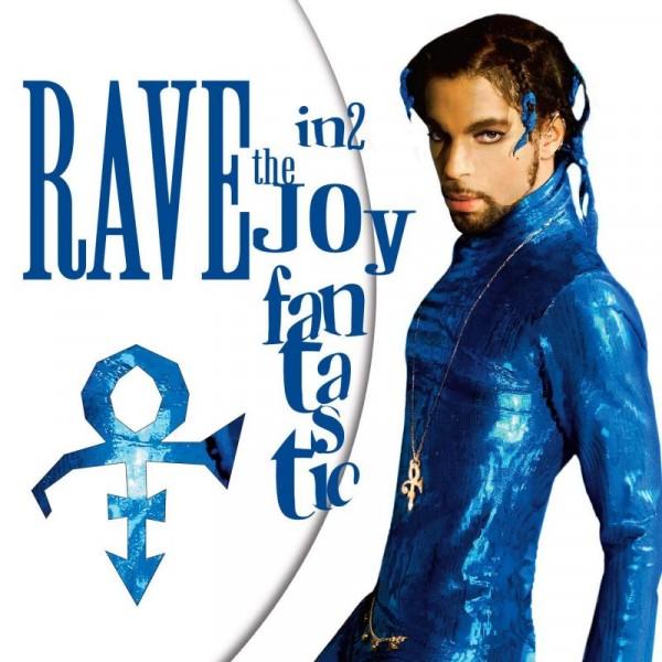PRINCE - Rave Un2 The Joy Fantastic (limited Edition Purple Vinyl)