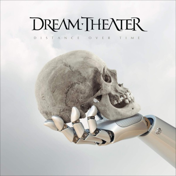 DREAM THEATER - Distance Over Time (limited Edt. Digipak Con Bonus Track)