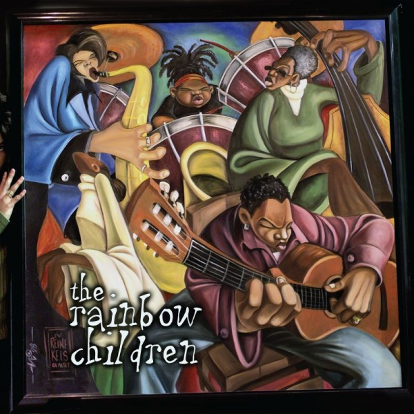 PRINCE - The Rainbow Children (vinyl Clear)