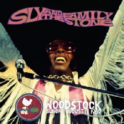 SLY & THE FAMILY STONE - Live At Woodstock Sunday August 17, 1969 (rsd 2019)