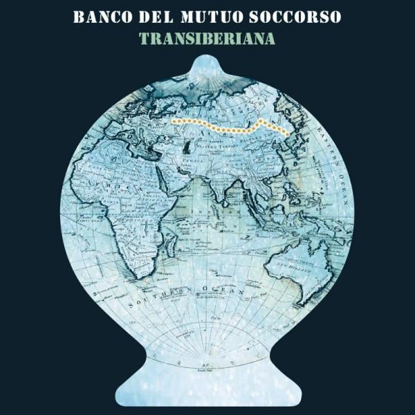 BANCO DEL MUTUO SOCCORSO - Transiberiana (2 Lp + Cd Gatefold Black Booklet)