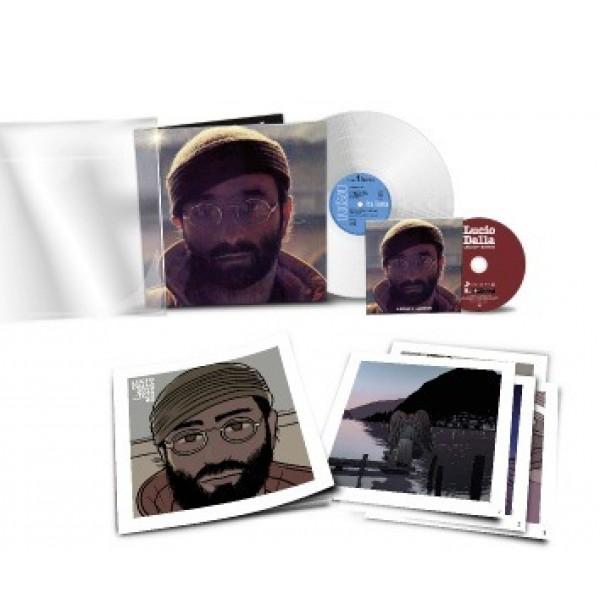DALLA LUCIO - Lucio Dalla Legacy Edition 40th (vinyl Transparent White + Cd + Libretto 32 Pg.)