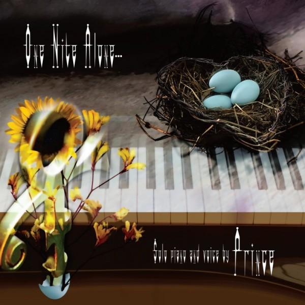 PRINCE - One Nite Alone...solo Piano And Voice (purple Vinyl)