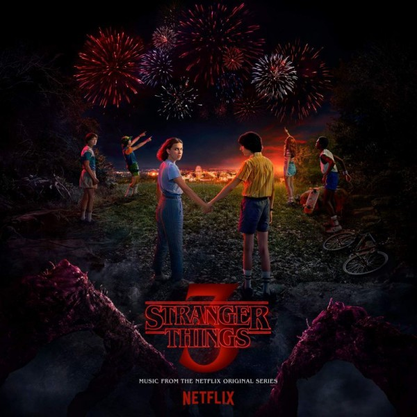 O. S. T. -STRANGER THINGS: ( SOUNDTRACK FROM THE NETFLIX SEASON 3 ORIGINAL SERIES) - Stranger Things: (soundtrack From The Netflix Season 3 Original Series)