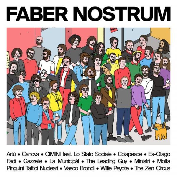 COMPILATION - Faber Nostrum (tributo A Fabrizio De Andre')