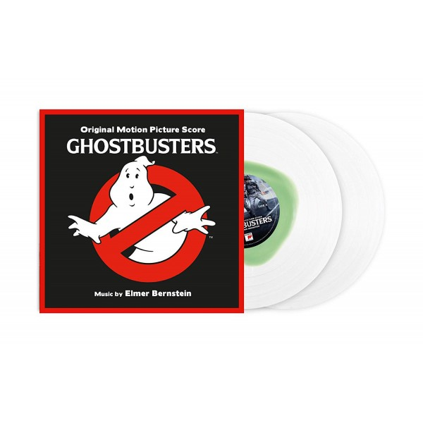 O.S.T.-GHOSTBUSTERS - Ghostbusters (clear Vinyl)