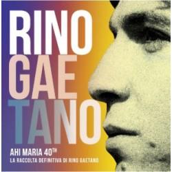 GAETANO RINO - Ahi Maria (40th Anniversary Box 4 Cd + Libretto 40 Pagine)