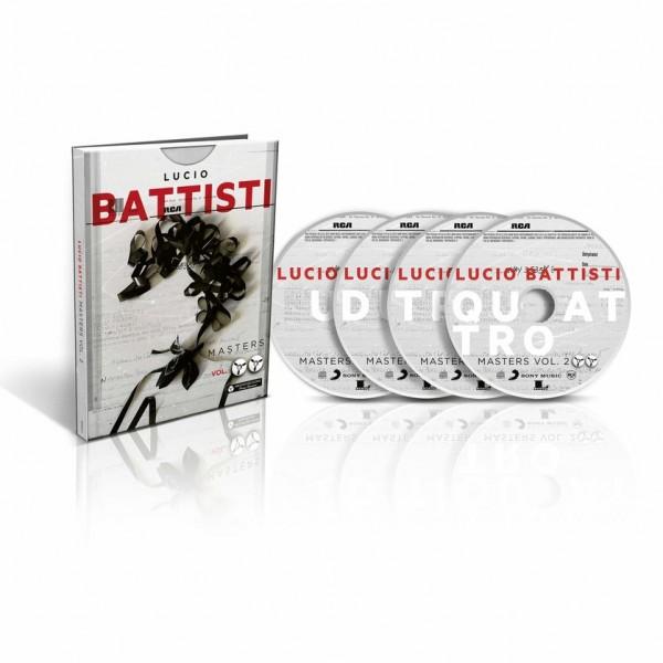 BATTISTI LUCIO - Masters Vol.2