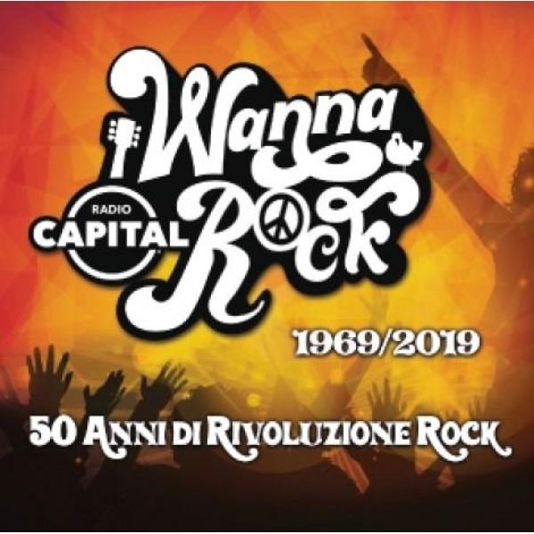 COMPILATION - Radio Capital Presenta 50 Anni Di Rivoluzione Rock