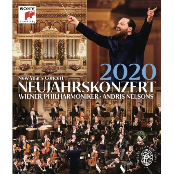 ANDRIS NELSONS & WIENER PHILHARMONIKER - Concerto Di Capodanno 2020