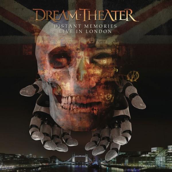 DREAM THEATER - Distant Memories Live In London (3 Cd + 2 Dvd Multibox)