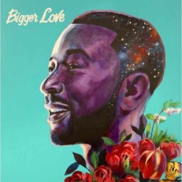 LEGEND JOHN - Bigger Love