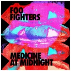 FOO FIGHTERS - Medicine At Midnight (vinyl Bl