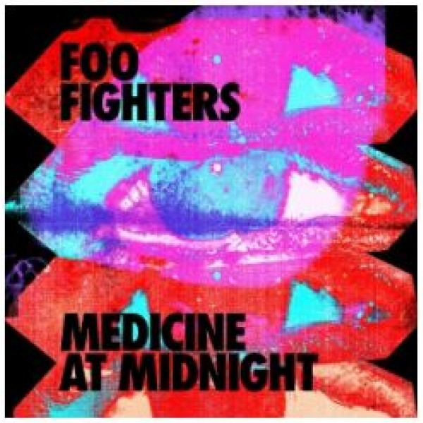 FOO FIGHTERS - Medicine At Midnight (vinyl Blue Limited Edt.) (indie Exclusive)