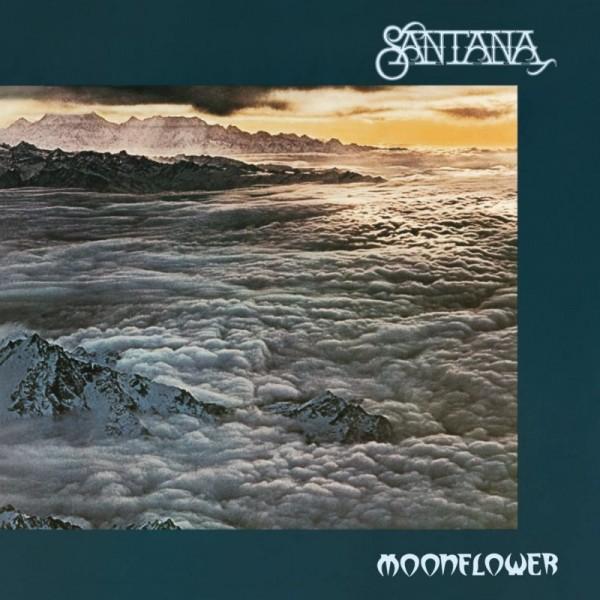 SANTANA - Moonflower (vinyl Colour)