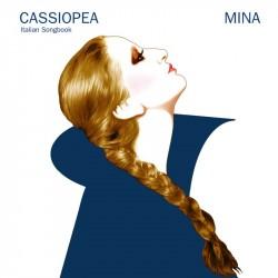 MINA - Cassiopea Italian Songbook (180 Gr Vinyl Blue + Poster)