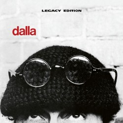 DALLA LUCIO - Dalla 40th Legacy Edt.(140 Gr. Remastered,numbered,vinyl Red Limited Edt.)