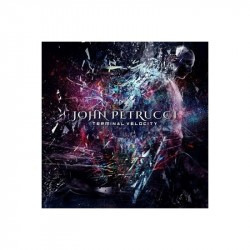 PETRUCCI JOHN (DREAM THEATER) - Terminal Velocity