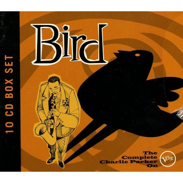 PARKER CHARLIE - Bird The Complete Charlie Parker On Verve (box 10cd)