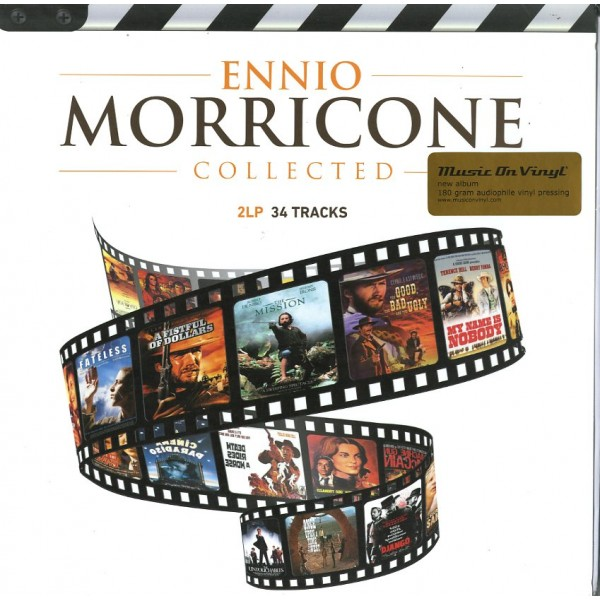 MORRICONE ENNIO - Collected (180 Gr. Hq)