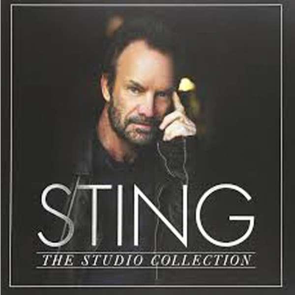 STING - Box-the Complete Studio Collection (box 16 Lp)