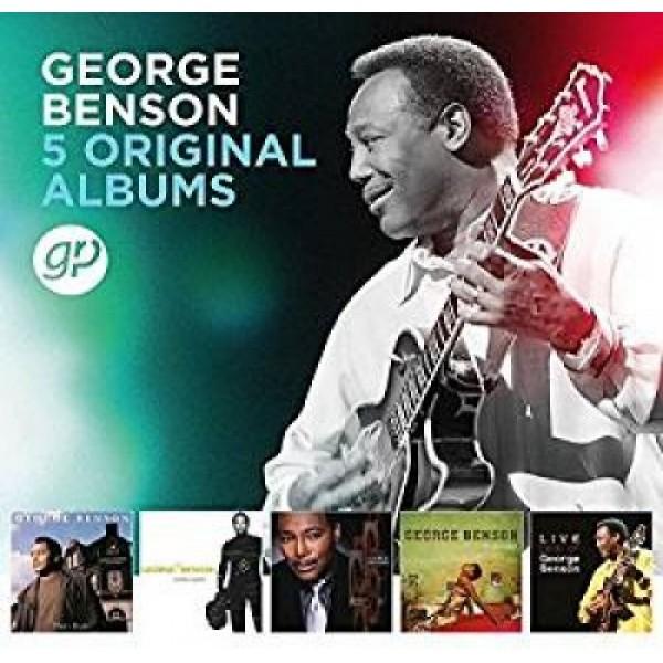 BENSON GEORGE - 5 Original Albums