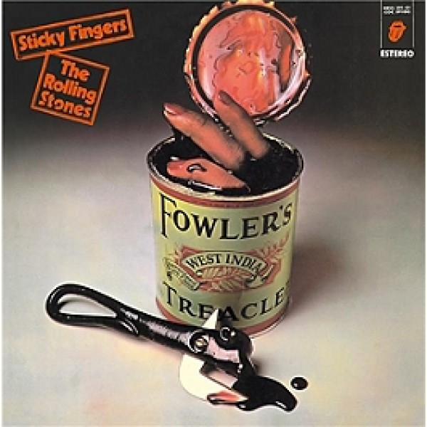 ROLLING STONES THE - Sticky Fingers (shm-cd Limited Edt.)