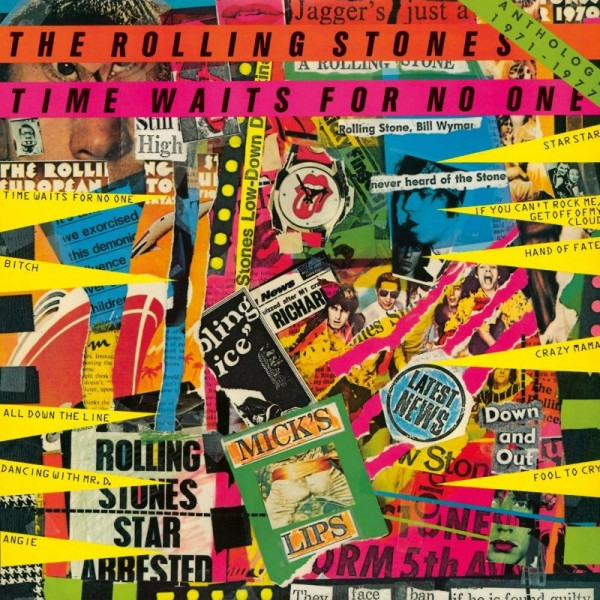 ROLLING STONES THE - Time Waits For No One (shm-cd Limited Edt.)