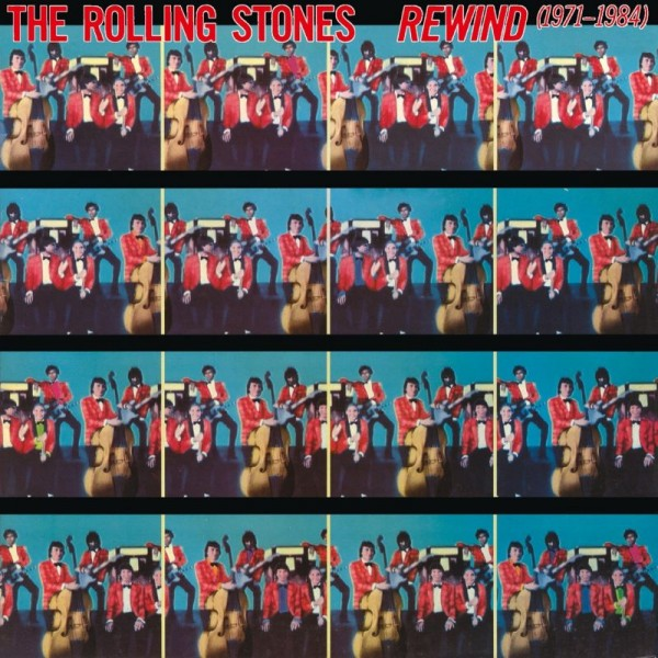 ROLLING STONES THE - Rewind 1971-1984 (shm-cd Limited Edt.)