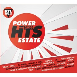 COMPILATION - Power Hits Estate 2019 (rtl 102.5)