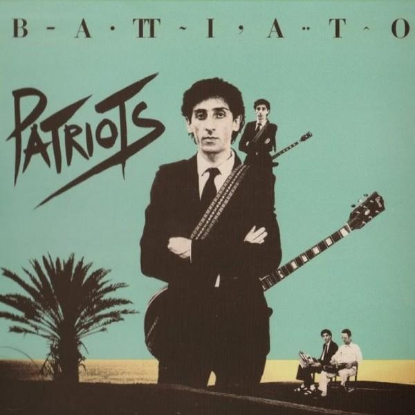 BATTIATO FRANCO - Patriots 40th Anniversary (180 Gr. Audio Masterizzato)