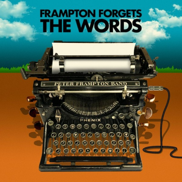 FRAMPTON PETER - Frampton Forgets The Words