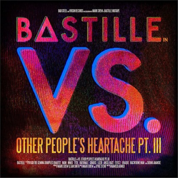 BASTILLE - Vs - Picture (rsd 21)