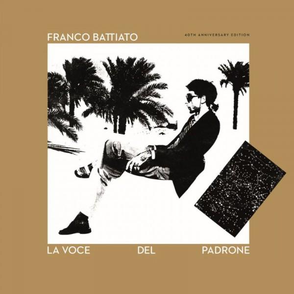 BATTIATO FRANCO - La Voce Del Padrone (180 Gr. Deluxe Limited Gold Edition (lp + Cd)