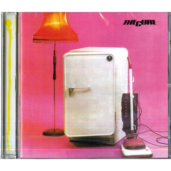 CURE THE - Three Imaginary Boys-remastered