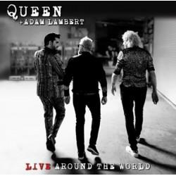 QUEEN + LAMBERT ADAM - Live Around The World