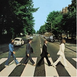 BEATLES THE - Abbey Road (50