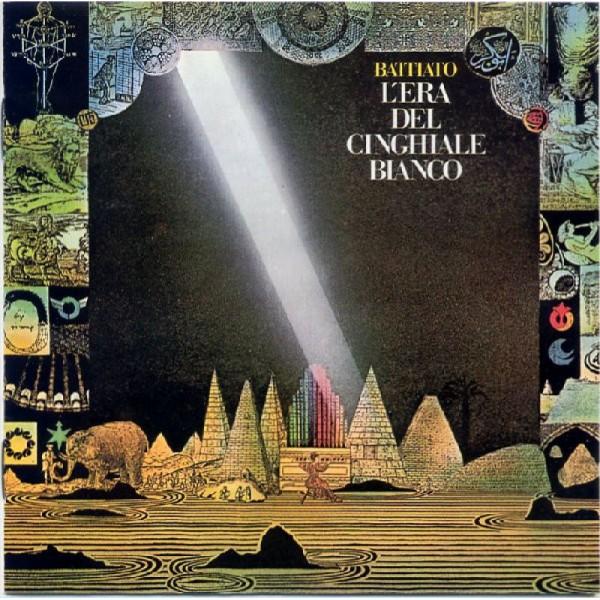 BATTIATO FRANCO - L'era Del Cinghiale Bianco (40th Anniversary) (180 Gr.remastered Edt.)