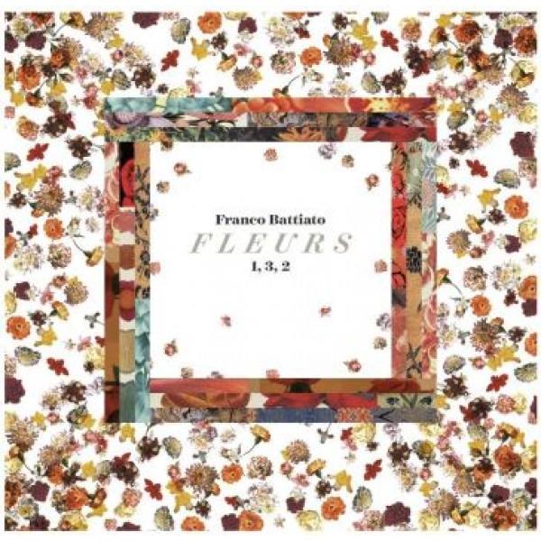 BATTIATO FRANCO - Fleurs La Trilogia Completa (180 Gr. Vinili Colorati Rimasterizzati Ltd)