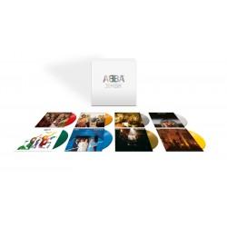 ABBA - The Studio Albums (box 8 Vinili Colorati Limited Edt.)