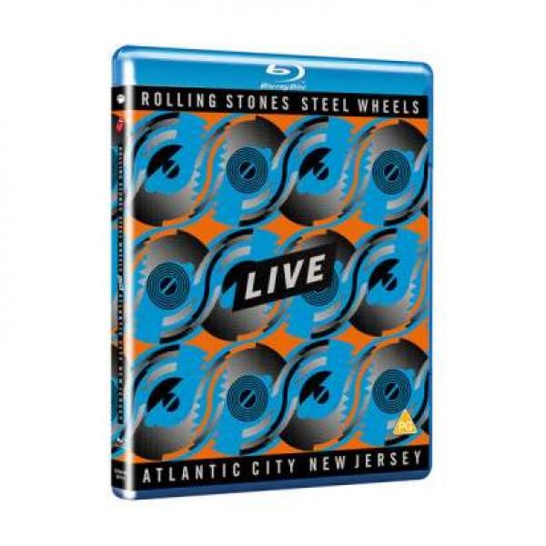 ROLLING STONES THE - Steel Wheels Live