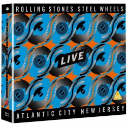 ROLLING STONES THE - Steel Wheels Live (2 Cd + B.ray)