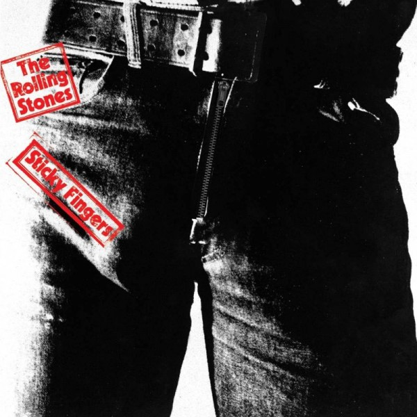 ROLLING STONES THE - Sticky Fingers (180 Gr. Vinyl Half Speed Rimasterizzato)