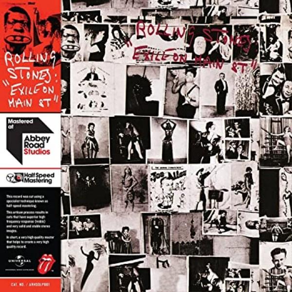 ROLLING STONES THE - Exile On Main Street (180 Gr. Vinyl Half Speed Rimasterizzato)
